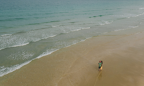 Four teenagers drown off Cam Ranh beach
