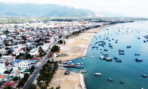 Sea reclamation proposed for central economic zone