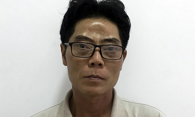 Man arrested for raping, killing 5-year-old girl in southern Vietnam