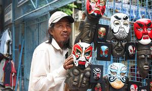 Vietnamese opera masks a decades-long pursuit