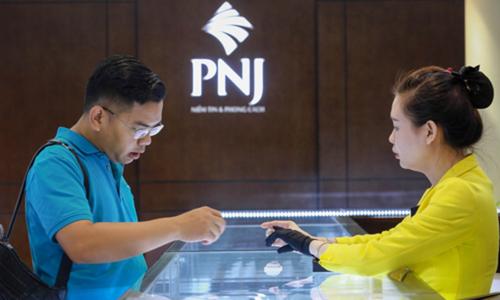 Jewelry firm PNJ eyes 15-pct post-tax profits growth