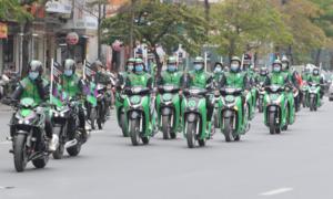 Gojek Vietnam drives past a driver milestone