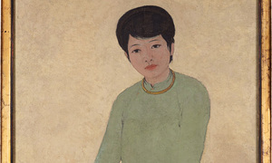'Vietnam's Mona Lisa' selling for millions no big deal