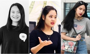 Three Vietnamese women in Forbes 30 Under 30 Asia listing