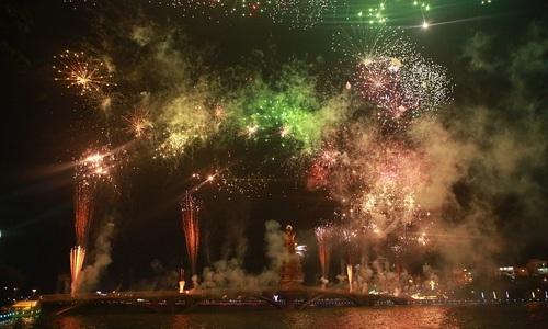 Popular Vietnam destinations plan pyrotechnic Reunification Day celebrations