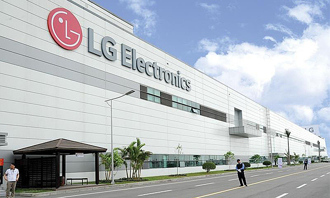 LG to use smartphone production line for home appliances