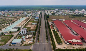 Industrial rents rise as manufacturing shifts from China