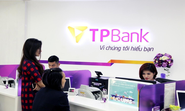 A TPBank branch in HCMC. Photo courtesy of TPBank.