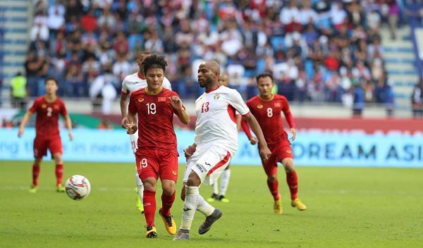 Vietnam, Jordan friendly to advance World Cup Asia preparations