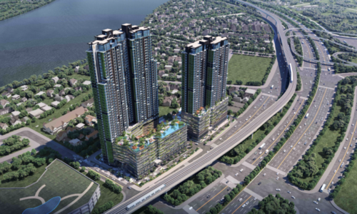 Investment opportunities in Thao Dien despite limited land fund