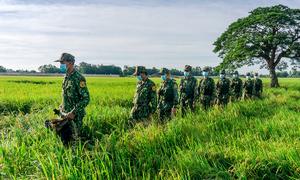 Vietnam ramps up border control as Cambodia's coronavirus crisis deepens