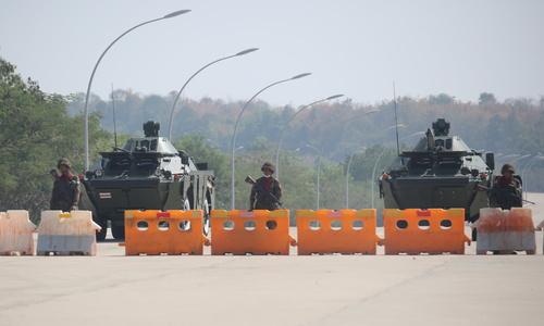 Vietnam calls for restraint in Myanmar crisis