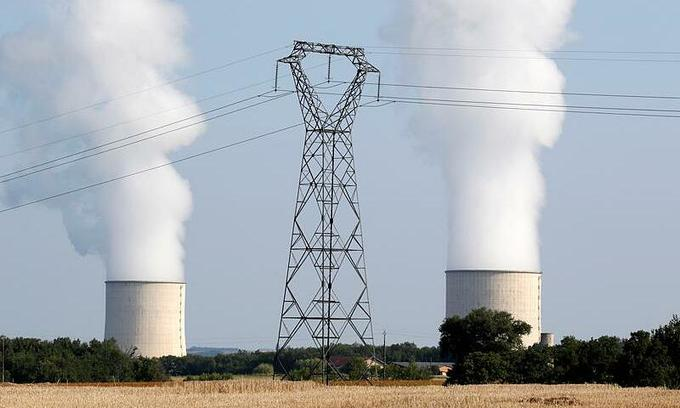 Nuclear energy, an option for Vietnam in the long run: experts