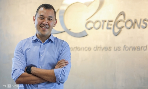 Coteccons head downplays takeover claims