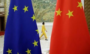 EU blames China for endangering peace in South China Sea
