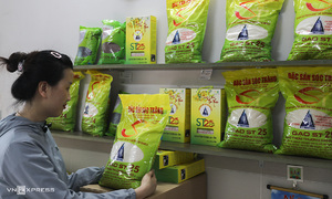 US firm set to get trademark rights for Vietnam's ST25 rice brand