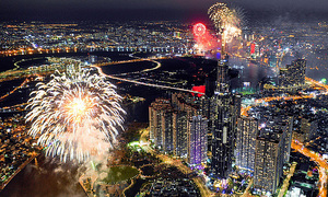 HCMC scraps Reunification Day fireworks plan as outbreak risks rise