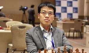Vietnamese chess ace gathers pace at international tournament