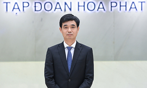 Steel giant Hoa Phat appoints new CEO