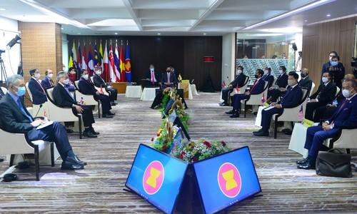 ASEAN brings hope for Myanmar at leaders meeting: experts