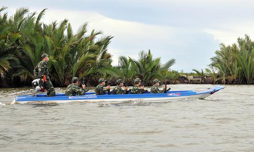 Border control tightened as Vietnam eyes Cambodia, Laos outbreaks