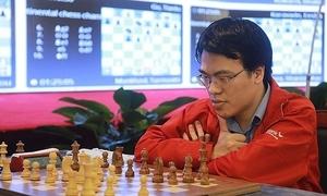 Vietnam GM enters quarterfinals of international chess tournament