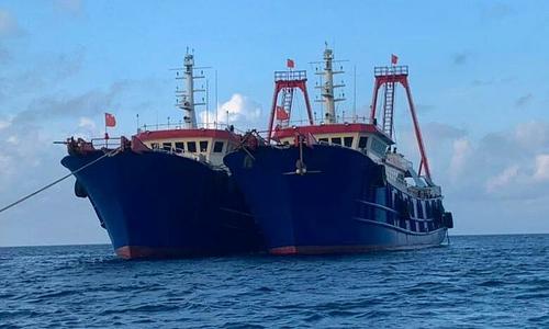 Maritime militia, Quad and Fonops: danger of conflict