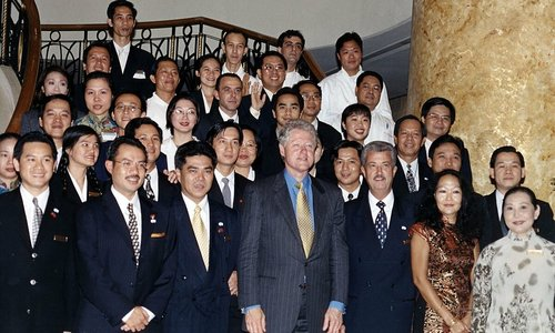 HCMC hotel staff recall preparations for welcoming President Bill Clinton in 2000