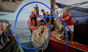 Vietnam rejects China's illegal fishing ban