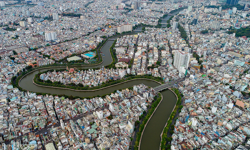 Canal revival breathes life back into HCMC