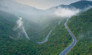 Hai Van Pass among world's 10 most popular on Instagram