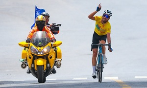 French cyclist is overall winner of HTV Cup