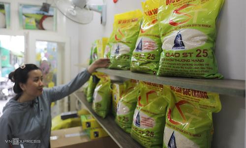 Vietnam protests attempts to trademark local rice varieties in Australia