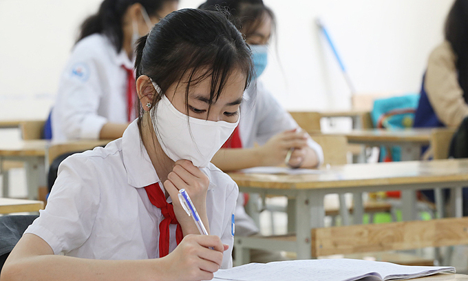 Hanoi students to stay home over latest Covid-19 outbreak