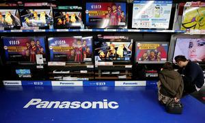 Panasonic stops producing TVs in Vietnam