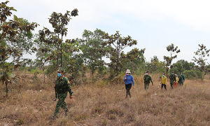 Vietnam tightens security along Cambodia border amid Covid-19 fears