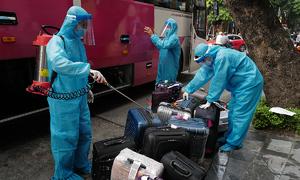 Vietnam extends quarantine period