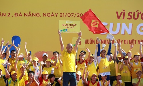 Sun Group lures Vietnamese talents by investing in working environment