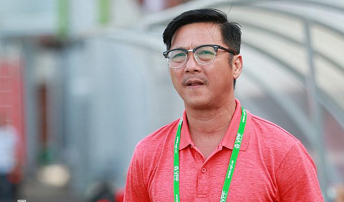 2021 a tough season for football coaches in Vietnam