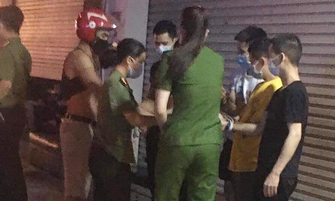 39 Chinese accused of illegal presence in coronavirus hotspot Vinh Phuc