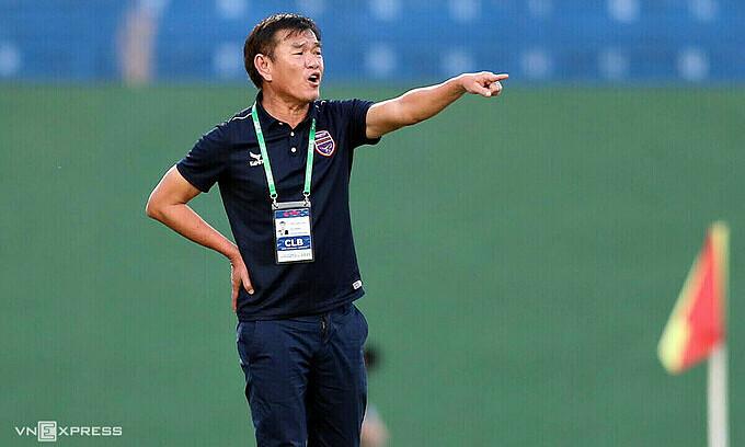 SHB Da Nang score new coach