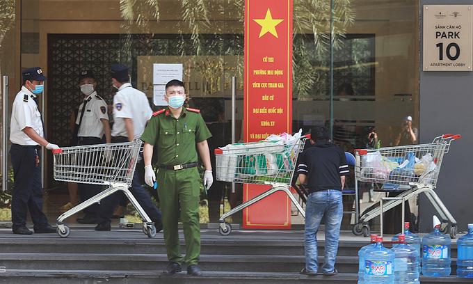 Indian expert in Hanoi tests coronavirus positive after two-week quarantine