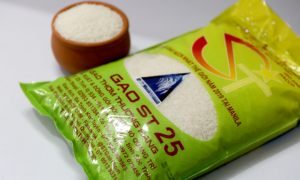US opens opposition for ST25 rice trademark