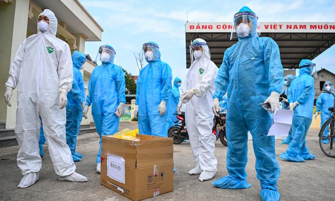 Vietnam confirms 18 new Covid-19 cases
