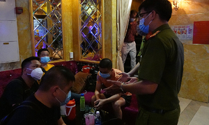 Saigon restaurant caught violating karaoke ban
