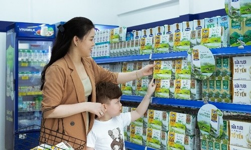 Vinamilk leaps six notches in Top 50 global dairy companies
