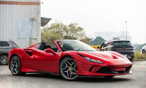 Ferrari Vietnam recalls cars over faulty airbags