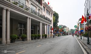 Tourists cancel Hanoi, Da Nang trips as Covid-19 outbreak escalates