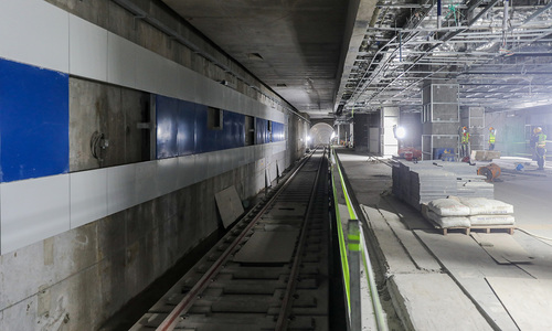 HCMC metro station nears completion after seven years