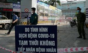 Hanoi public cancer hospital locked down after 10 found with coronavirus